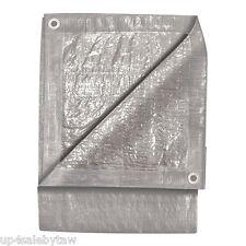 New listing Tarp 20' x 30' Silver Tarp Cover Poly Tarp cover- New