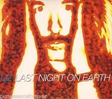 U2 - Last Night On Earth (UK 3 Track CD Single Part 1)
