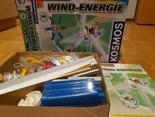 Kosmos Windenergie Baukasten  627614 -  NEU in OVP