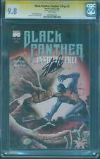 Black Panther 2 Prey CGC SS 9.8 Stan Lee Avengers 4 Movie 1991 Turner Cover