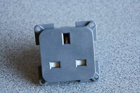 Campervan Single 240v Socket - CBE 240v Socket for Motorhome/Caravan