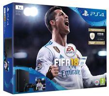 PS4 Slim 1TB FIFA 18