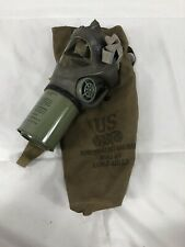 Wwii US Army Civil Defense Gas Mask