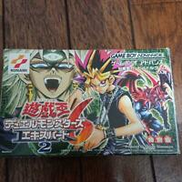 YU GI OH 6 Nintendo Gameboy Advance GBA Duel Monsters EXPERT 2 Used Japan F/S