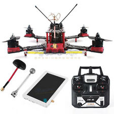 "Emax Nighthawk Pro FPV 280 Quadcopter Drone + 5"" inch Snow Screen Receiver"