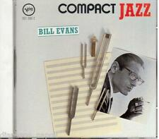 Bill Evans: Compact Jazz - CD Verve