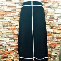 Marc Jacobs Medium Stretch Wool Pencil Skirt