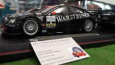 MERCEDES CLK DTM AMG # 5 noir 2002 Alzen Warsteiner 1/18 MAISTO 38649 voiture mi