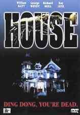 House - 1985 Horror -  William Katt, Kay Lenz, George Wendt - DVD