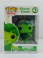 Green Giant Sprout Funko Pop Ad Icons
