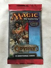 MTG  Odyssey Booster Pack WOTC Magic the Gathering 2001 Amricons