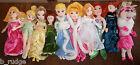 Disney Princess large doll soft plush toy figure Miss Piggy Merida Shrek Fiona