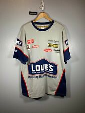 NEW 2002 Nascar Lowe's Jimmie Johnson Jersey