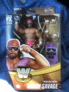 WWE ELITE COLLECTION Legends Series 11 Macho Man Randy Savage 2021 IN HAND NEW