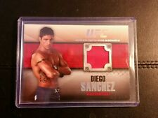 #1/1 Diego Sanchez Rare Platinum Diamond Relic Card 2011 Topps UFC Title Shot