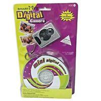 Smart Mini Digital Camera Keychain USB 16MB Ages 8+ 2002 New