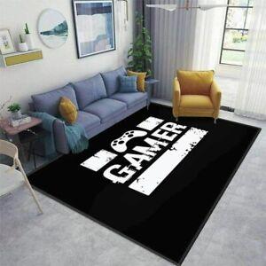3D Gamer Rug Video Games Doormat Door Game PlayStation Floor Mat Carpet NEW F22