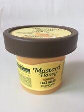 K-beauty SKINFOOD Mustard Honey soothing Face Mask  wash off 100g