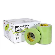 "3M 26340 Scotch Performance 2"" Green Masking Tape 233+ 12 rolls"