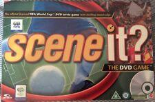 SCENE IT? FIFA WORLD CUP BNIB SEALED DVD TRIVIA GAME
