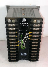 1 Used Ge Ic4501A107B Current Isolator Module *Make Offer*
