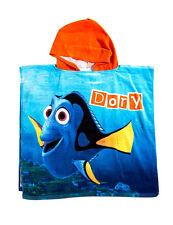 Poncho Mare Piscina Dory Nemo Accappatoio Telo Ciniglia Spugna Disney Caleffi