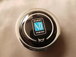 Nardi switch ring 90 button horn Ferrari 275 330 Maserati Alfa Romeo Lancia Fiat