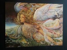 Encouragement Card Card ~ New ~ Nature's Guardian Angel by Josephine Wall