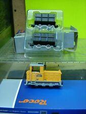 """Roco HOe 33208 Diesellok BR199 103-3 DR + 34605 Lorenset """"Neu""""(199K)"""