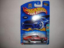 2003 Hot Wheels 1967 Dodge Charger #144 Orange 2003 Hot Wheels Nice Rare Free Sh