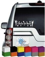 Children On Board Vinyl Car Window, Bumper Sticker / Graphic