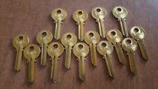 Lot of 20 Yale Key Blanks RB8 PARA Keyway Locksmith L7