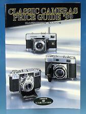 Classic Cameras Price Guide 1999 Zeitschrift japanese magazine - (25883)