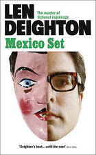 Mexico Set (Harper Books), By Len Deighton,in Used but Acceptable condition
