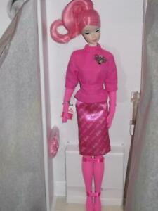 2018 PROUDLY PINK Silkstone 60th Anniversary Poseable Silkstone Body only 20,000