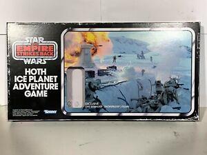 Star Wars - Retro Hoth Ice Planet Adventure Game
