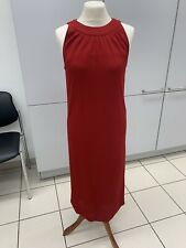 Hermes Paris Kleid Rot Gr.38 Top