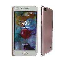 4G Smartphone,RoseGold,1.3GHz ,Quad Core,1GB RAM,8GB Memory,VoLTE
