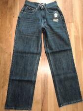 NWT ECKO UNLD.  26 x 29 Medium Wash Denim, Baggy Fit Jeans  (M-278)