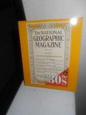 National Geographic Magazine The 1930's 3 Cd-Rom Free Shipping