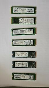 Mixed Brand M.2 128GB 256GB 512GB NVMe SSD  Solid State Drive Hp Dell Lenovo
