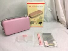Nintendo DS Light & DSI Starter Pack Pink Case New In Box