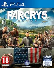 FAR CRY 5 PS4 - ITALIANO - PLAYSTATION 4 - UBISOFT