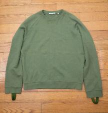 Helmut Lang Archive Raglan Sleeve Bondage Crewneck Sweatshirt