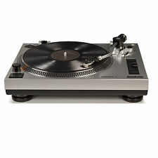 Crosley C100A-Si Turntable With S-Shaped Tone Arm & Adjustable Counterweight