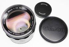 Canon RF 85mm f1.8 Leica SM  #12007