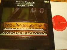 LSB 4077 Couperin Complete Harpsichord Works Book One, Deuxieme Ordre / Gilbert