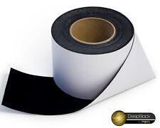 "4"" x 33ft Projector Screen Border Tape Material Black Velvet Felt - DeepBlack"