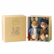 Peter Rabbit & Benjamin Bunny Limited Edition Boxed Set Plush Toys - GUND