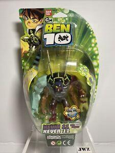 Ben 10 Ten Kevin 11 DNA Alien Heroes 2007 NEW - Rare 🔥🔥🔥